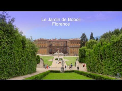 Le Jardin De Boboli Florence Italie Youtube