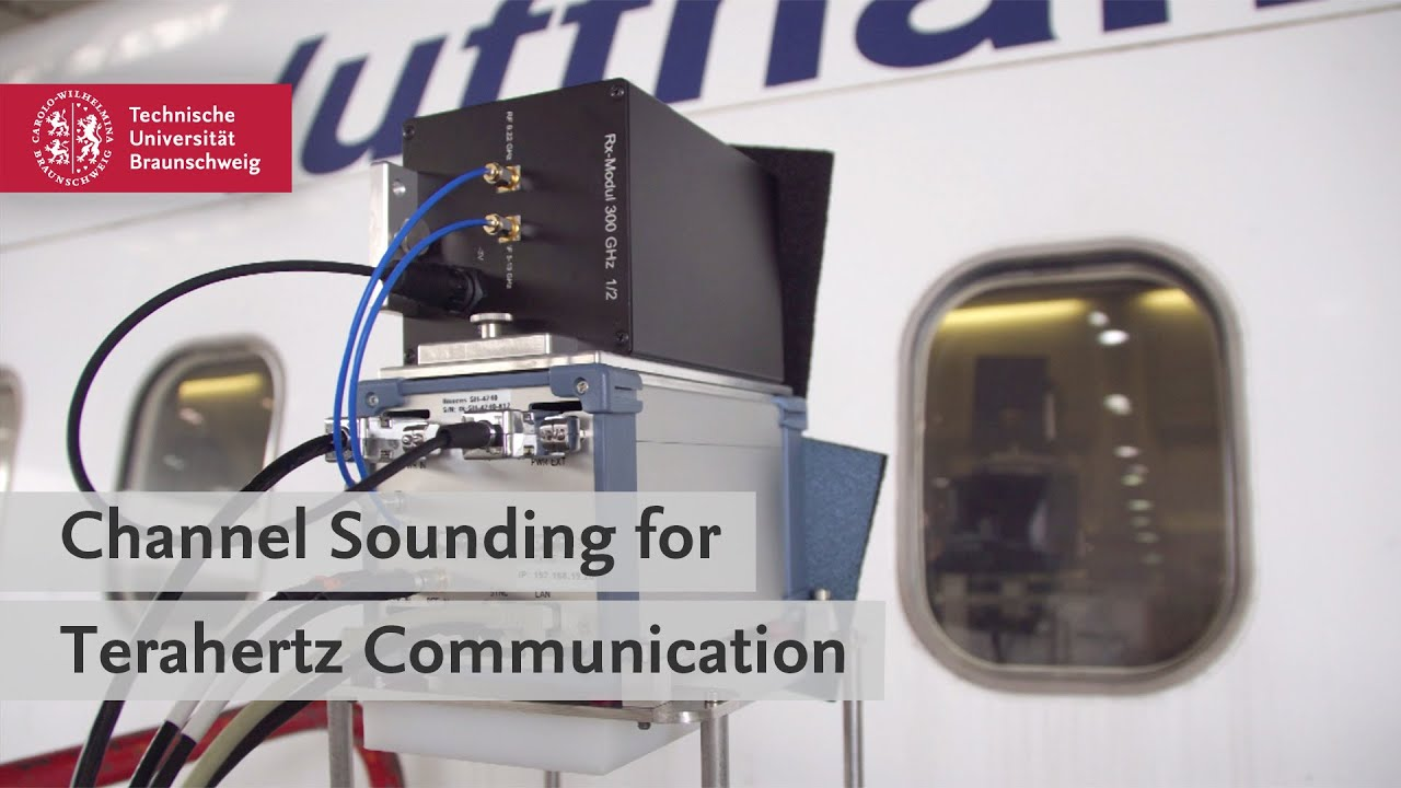 How to: Channel Sounding for THz communications (English)