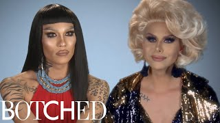 Drs. Nassif & Dubrow Call Out Patient's Friend For Fake Cheekbones | Botched | E!