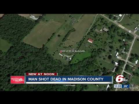 Madison County Jail Officer Killed In Shooting, Person Of Interest In Custody