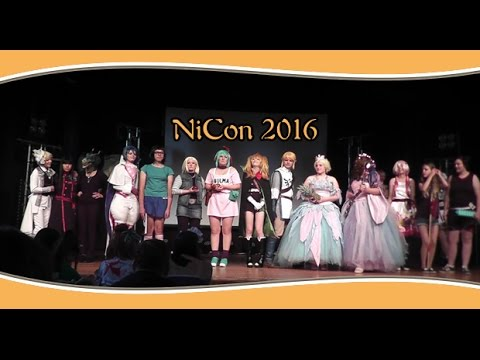 Cosplay Wettbewerb (NiCon 2016 Hannover)