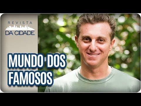 Luciano Huck, Preta Gil E Ludmilla - Revista Da Cidade (13/11/2017)