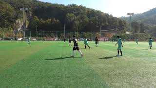 [2020 K5리그] 위너스타 vs 세종시 욱일FC 8R 후반전 - 2020.10.25