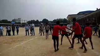 Kabaddi sub juniors team gets qualified for finals