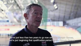 Performance Director Stephen Park on the importance of the Track World Cup series