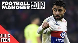 Football Manager 2019 ► Carrière PSG #18 - Un OL coriace