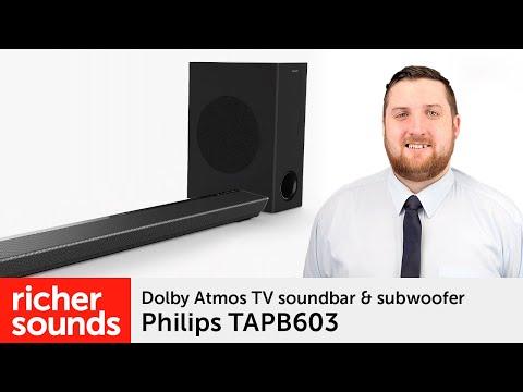 Philips TAPB603 -