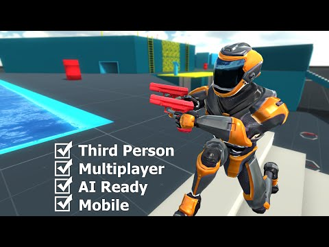 Opsive com :: Third Person Controller