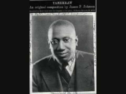 James P Johnson Eccentricity 1921