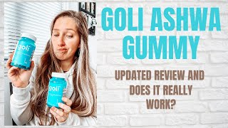 UPDATED GOLI ASHWAGANDHA REVIEW: DO THEY REALLY WORK?