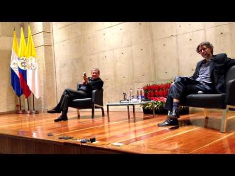 """Mario Hernández :: Javeriana """"Miércoles del Emprendimiento"""" 12-03-2014"""