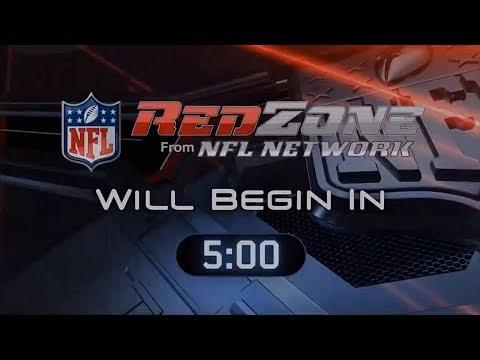 NFL REDZONE COUNTDOWN