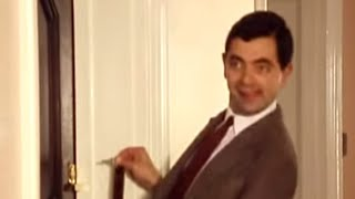Stairs vs Elevator | Mr. Bean Official