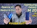 Galaxy M20 Se Aisi Umeed | Comparison Toh Banta Hai
