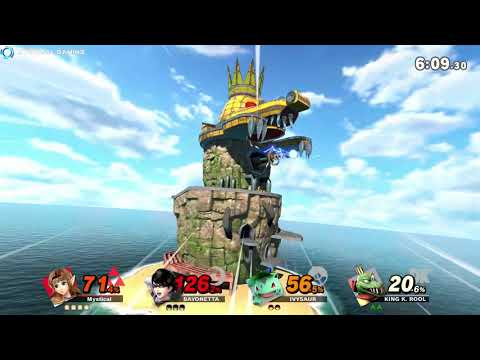 Super Smash Bros Ultimate - Stock Battle (Zelda) (Switch) thumbnail