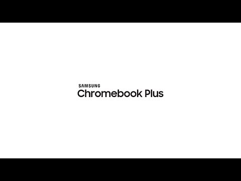 Introducing the Samsung Chromebook Plus
