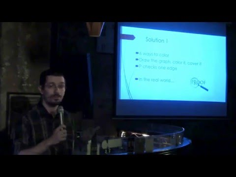 Introductory talk on Zero-Knowledge Proof