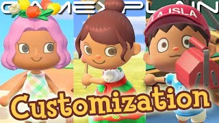 It seems animal crossing: new horizons is giving players way more control over how their villager looks than ever before! screenshots showcase different ...