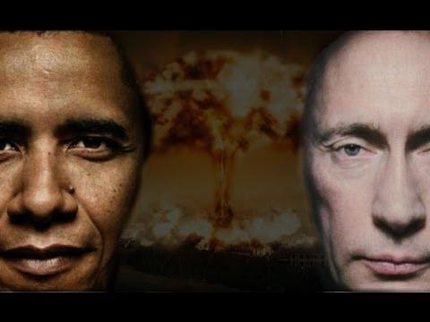 COLD WAR 2015 Obama vs Putin USA vs RUSSIA NUCLEAR Missile ATTACK