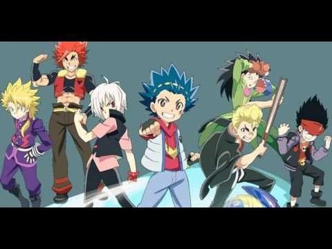MY Favourite Beyblade Burst Characters