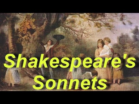 Shakespeare's Sonnets  by William SHAKESPEARE (1564 - 1616) by Poetry Fiction Audiobooks