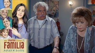 Julieta les dice sus verdades a Eugenio y Doña Imelda | Mi marido tiene familia - Televisa