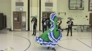 Mexican Hat Dancers with Live Mariachi