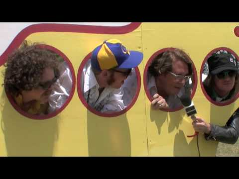 How I Became the Bomb interview at Bonnaroo