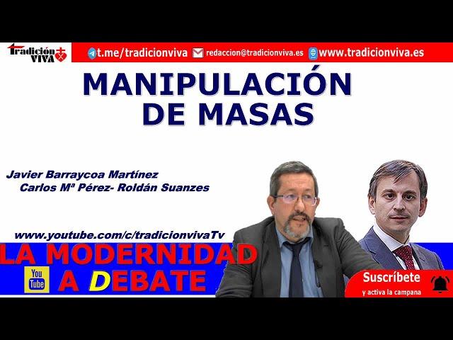 Manipulación de masas, con Javier Barraycoa