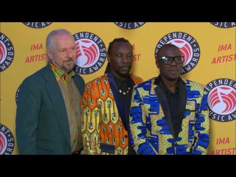 The Ganda Boys - 15th Independent Music Awards Interview