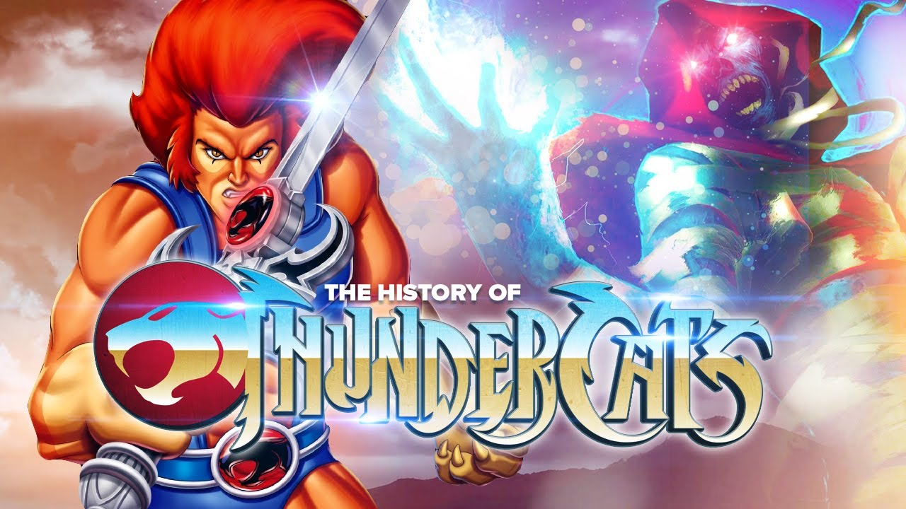 Download The History of the Thundercats: How Many Times Can One Property Get Cancelled?