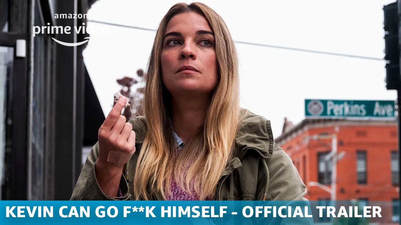 Kevin Can F**k Himself | Official Trailer