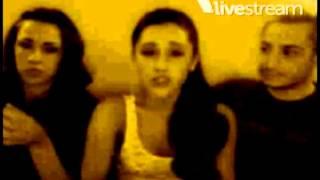Ariana Grande - TwitCam - 11/13/12 - Part 1