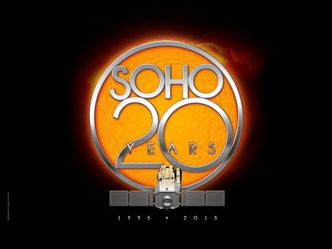 ESTEC Lunchtime Lecture: 20 Years of SOHO