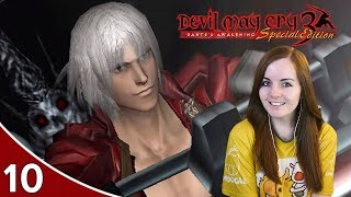 Dante You So Cringy! - Devil May Cry 3 HD Dante's Awakening Gameplay Part 10