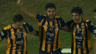 Amazing Goal - Jorge Miguel Ortega (Sportivo Luqueño) vs. La Guaira
