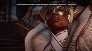 DA:I - Recruiting Vivienne - ALL Dialogue Options