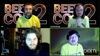 Security Coffeehouse: Talking About BeerCon2 (Bonus: The Band)