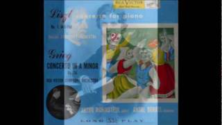 Rubinstein Plays Grieg Piano Concerto In A Minor Op 16 First Movement Part 1 3