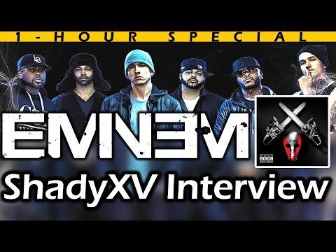 Eminem ShadyXV Interview (1 HOUR SPECIAL on Shade 45) November 2014