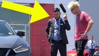 BEST Public Trolling Pranks (Car Salesman Prank!) - SECURITY GUARD MAGIC COMPILATION 2019