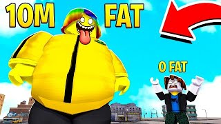 I GOT OWNER RANK and became TOO FAT.. sorry NOOBS (Roblox)