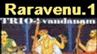 (***) RARAVENU bilahari swarajati adi ( 1 / 2)