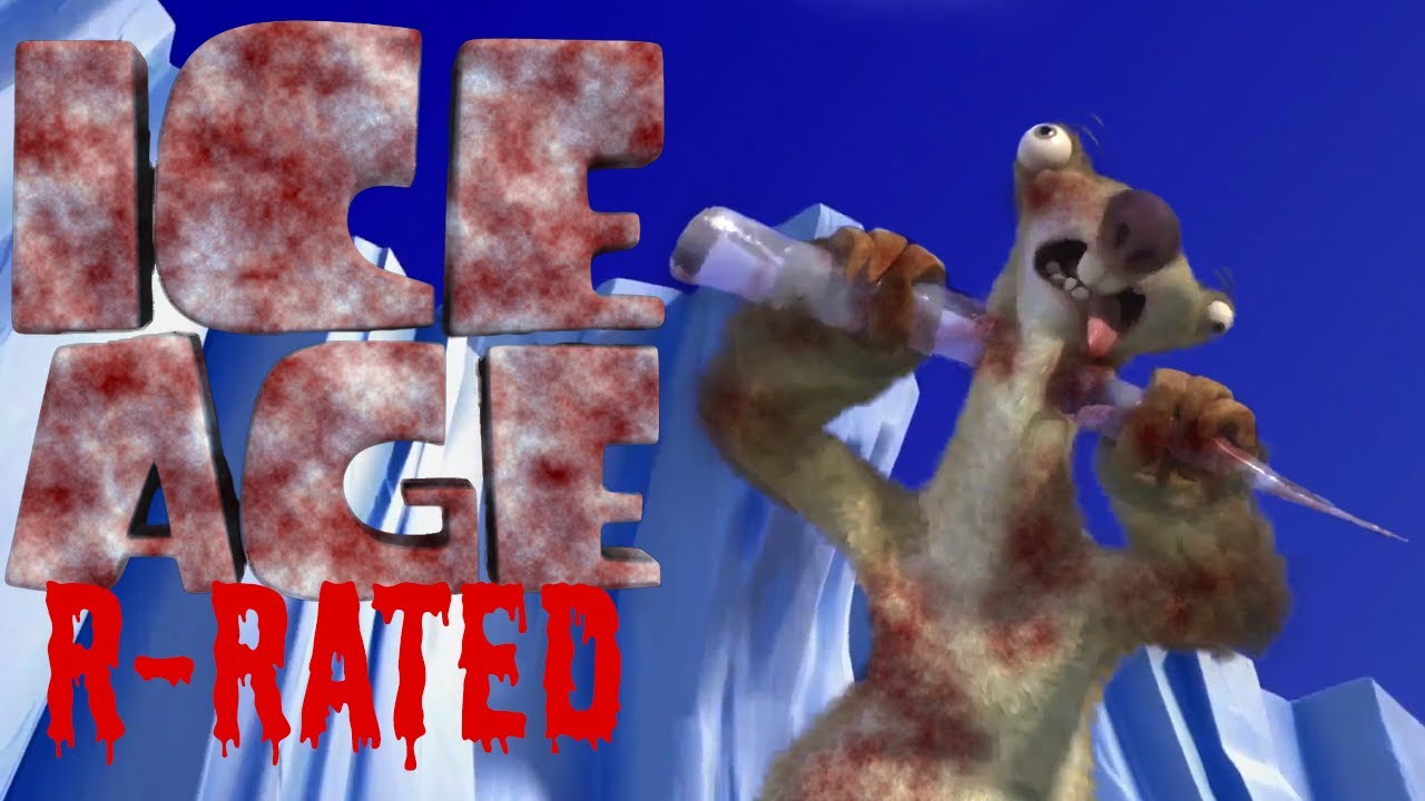 Download Ice Age but R-Rated