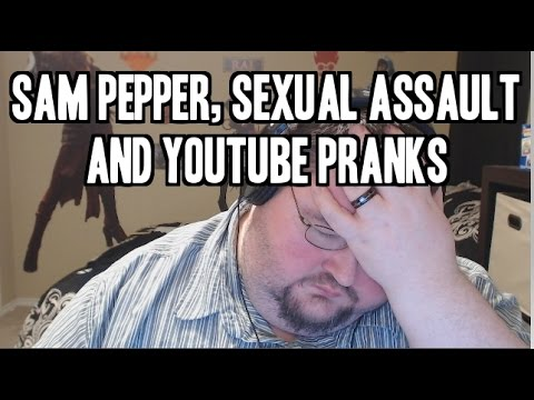 sex assault on youtube