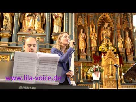 Wasser des Lebens - Sängerin Lila und Pianist André Schwager aus München
