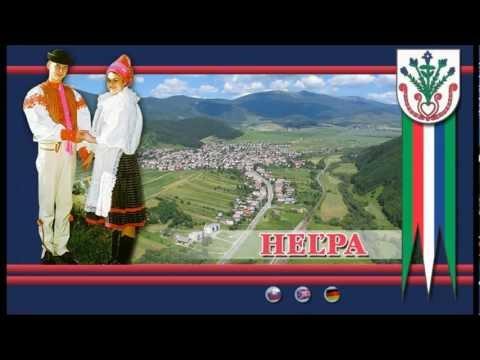 Sokole Holube, Čihy Koník - Folklórna Skupina HEĽPAN