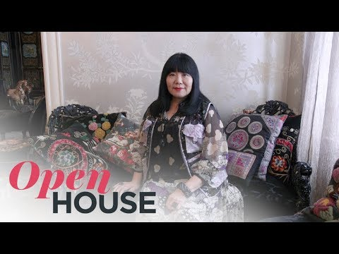 Take A Tour of Anna Sui's Greenwich Village Apartment with the Designer Herself