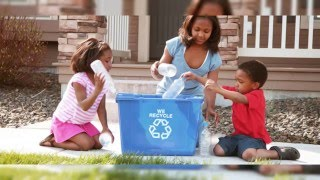 The 5R's of Waste Management  for kids (Waste Segregation Explained)