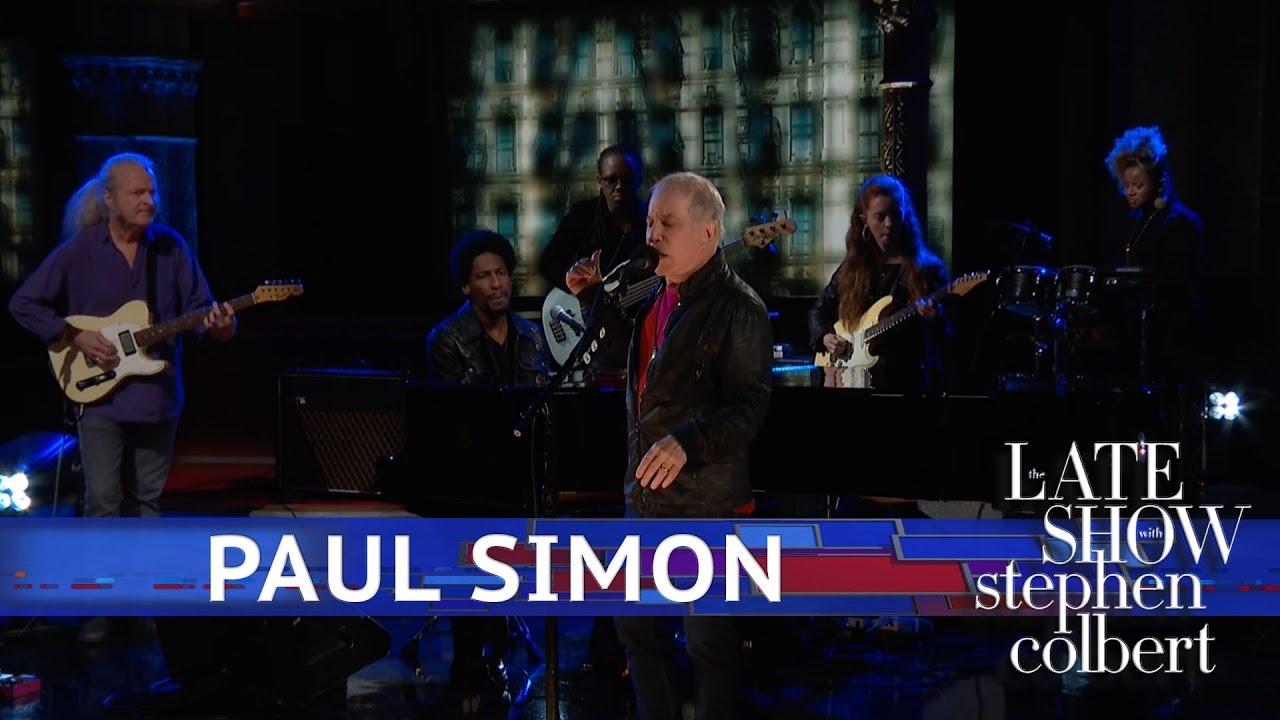 paul simon album youtube